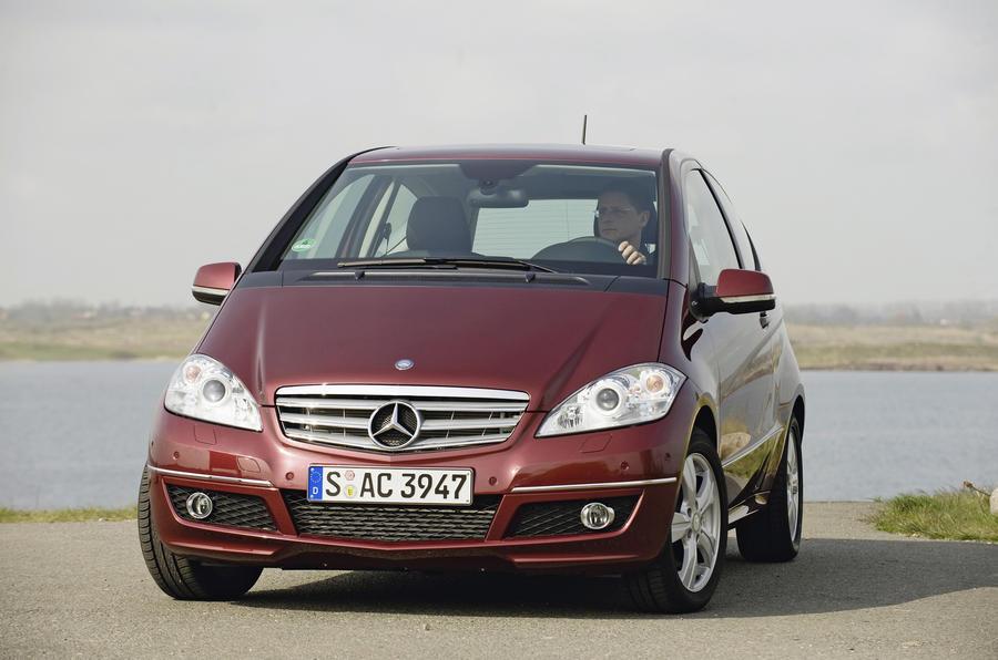 3 star Mercedes-Benz A-Class