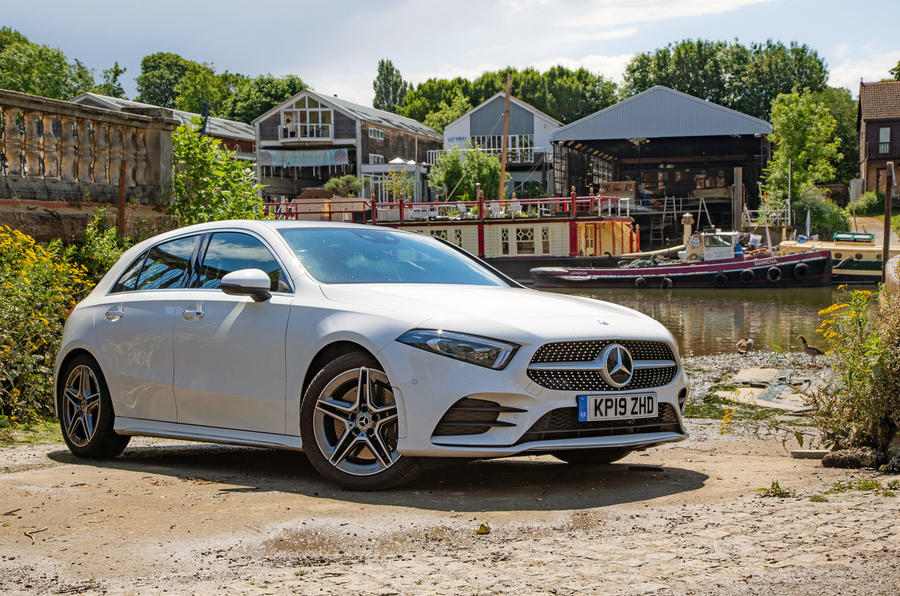 Mercedes-Benz A Class long-term review - A250 static