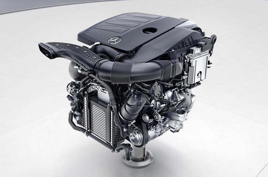 mercedes benz s class to get new v8 and inline 6cyl