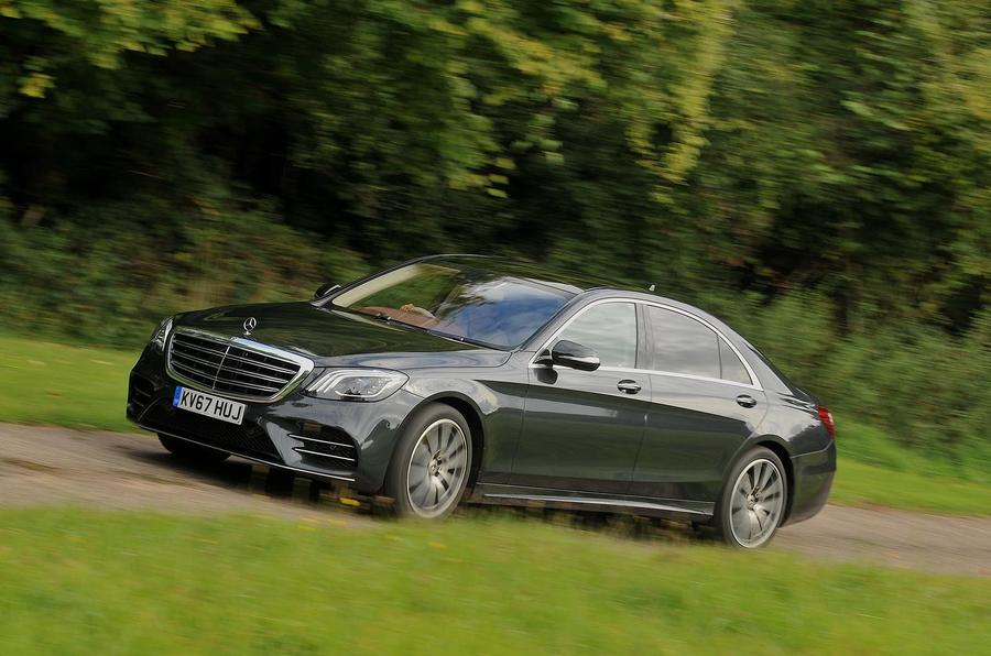 5 star Mercedes-Benz S350d