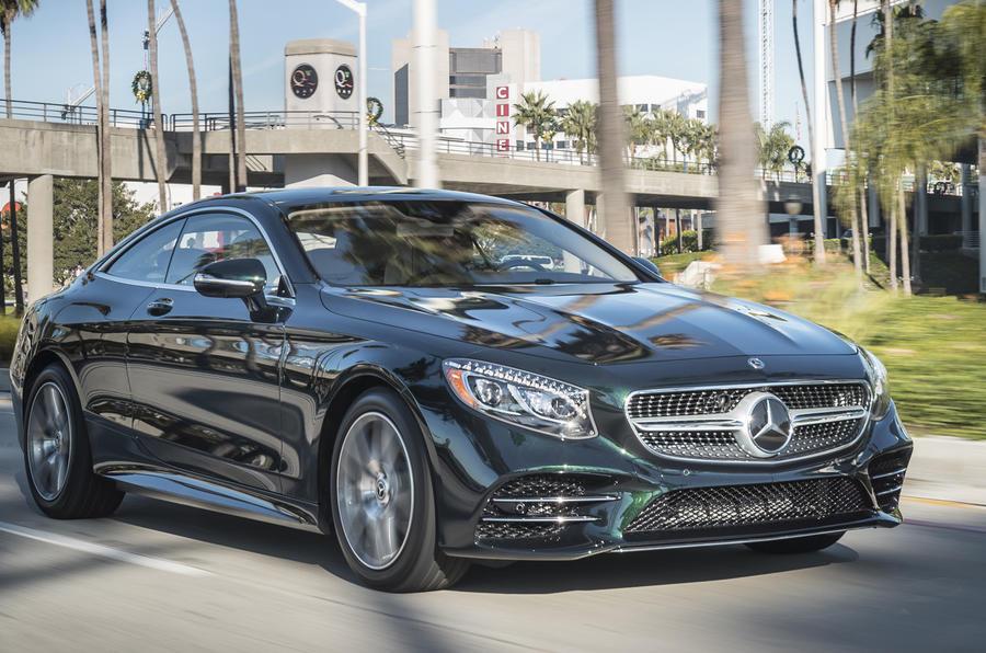 Mercedes-Benz S560 Coupé