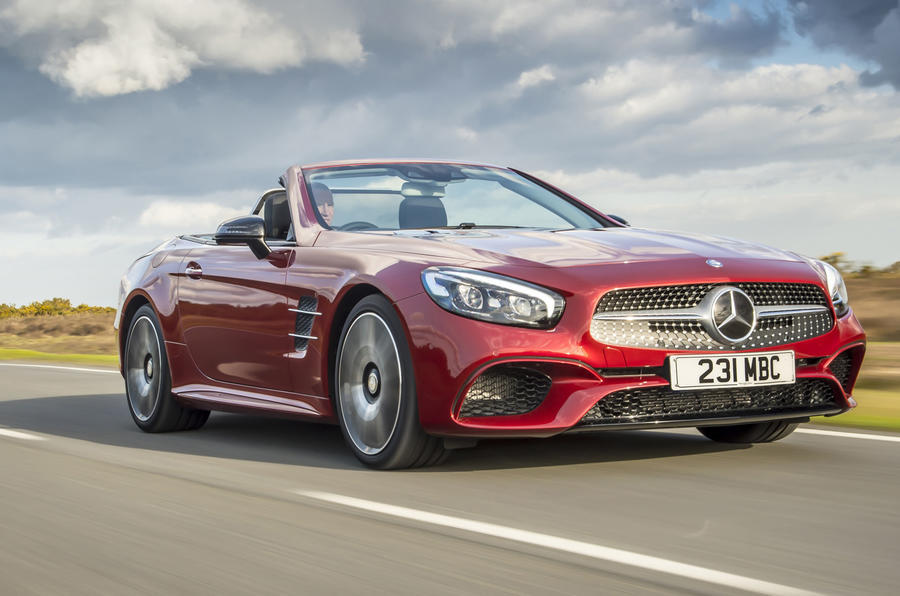 Mercedes-Benz SL replacement confirmed despite sluggish sales
