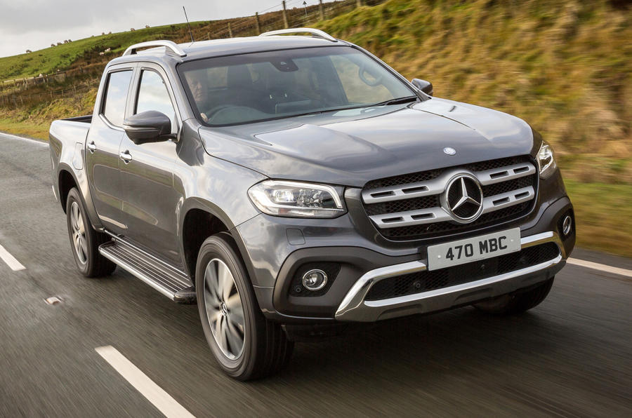 Mercedes 4 Matic >> Mercedes-Benz X-Class 2017 UK review | Autocar