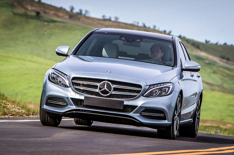 2015 mercedes benz c 350 e review review autocar. Black Bedroom Furniture Sets. Home Design Ideas