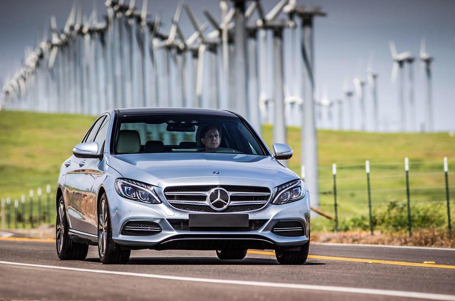 Mercedes C Class   Diesel Review
