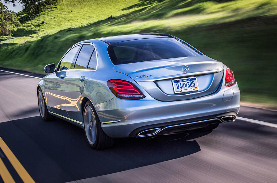 2015 Mercedes Benz C 350 e review review