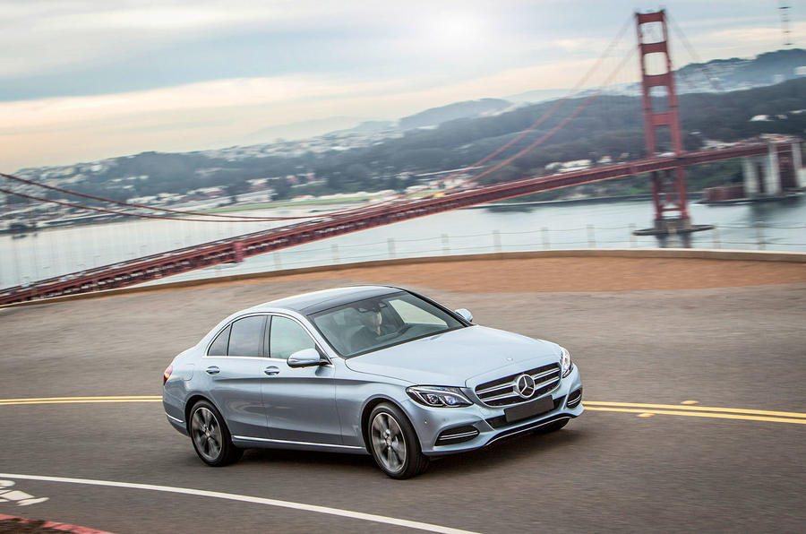 2015 Mercedes-Benz C 350 e review