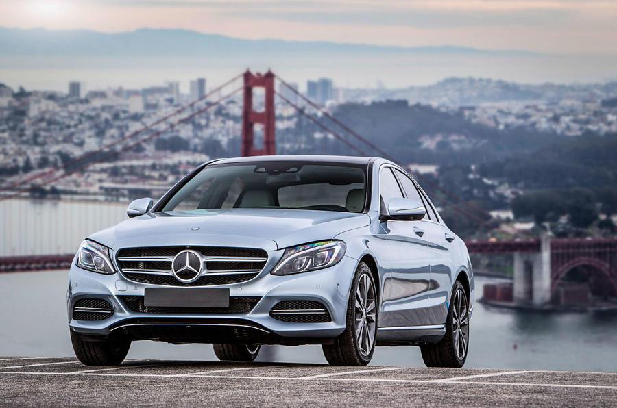 2015 Mercedes-Benz C 350 e review