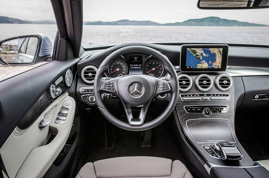 2015 Mercedes Benz C 350 E Review Review Autocar