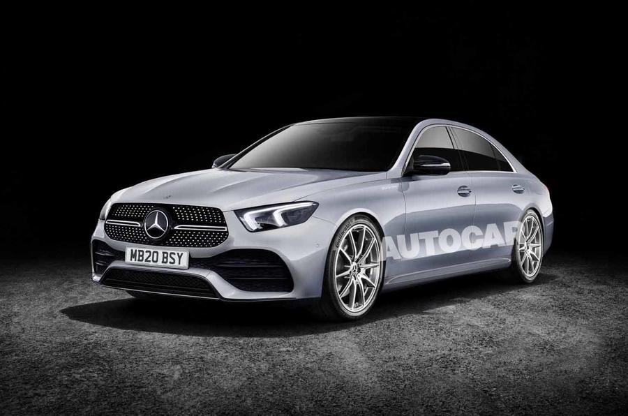 2020 Mercedes S Class First Interior Shots Reveal Tech