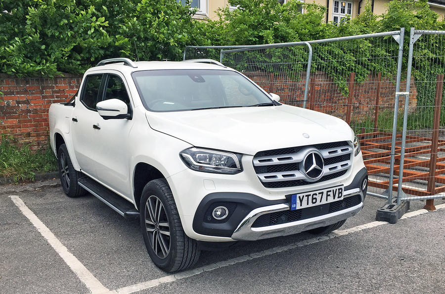 Mercedes-Benz X-Class longterm review weight limit thoughts