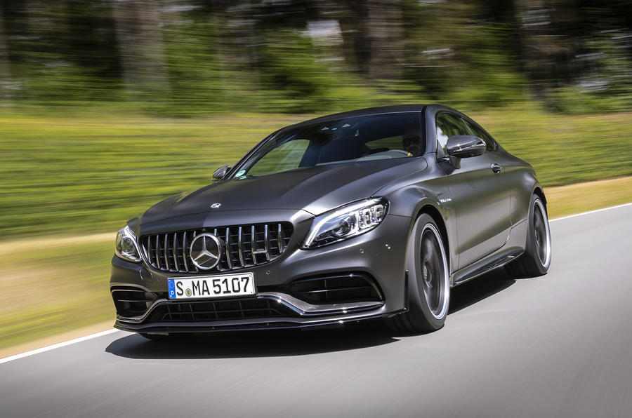 Mercedes Amg C S Coupe