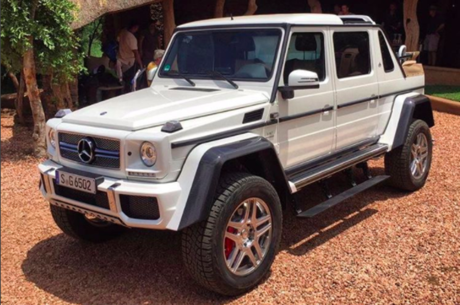 Mercedes-Maybach G65