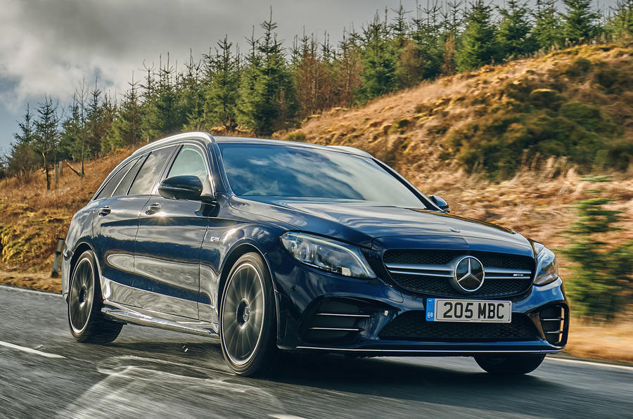 Mercedes-AMG C43 Estate 2019 review | Autocar