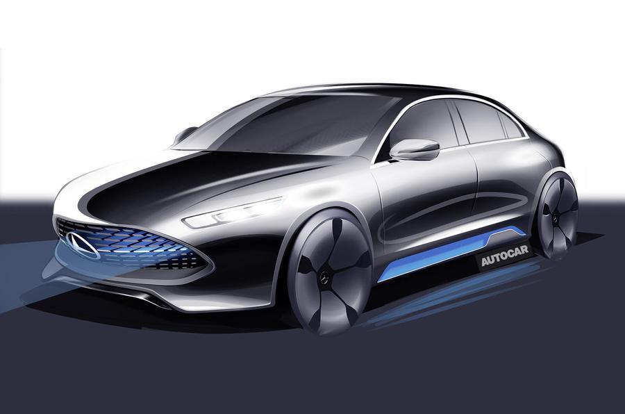 EV Mercedes-Benz