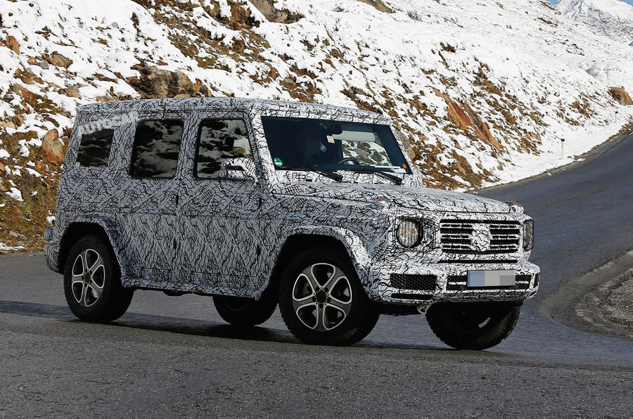 Marvelous 2018 Mercedes Benz G Class: All New Interior Design Leaked Online