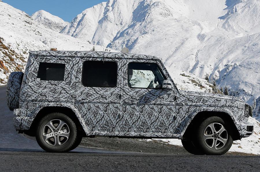 Mercedes Plans New G Class For Frankfurt 2017 Launch Autocar