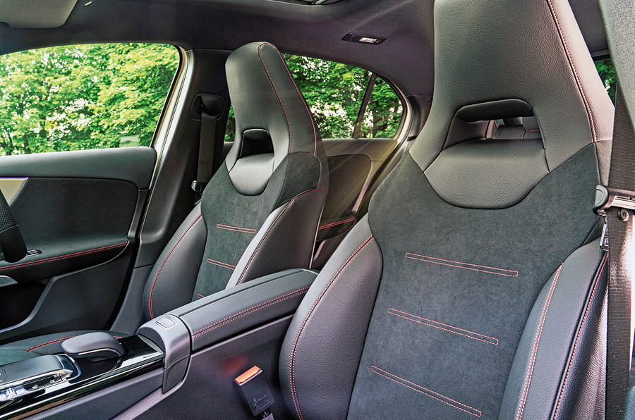 Mercedes A-Class long-term review - interior