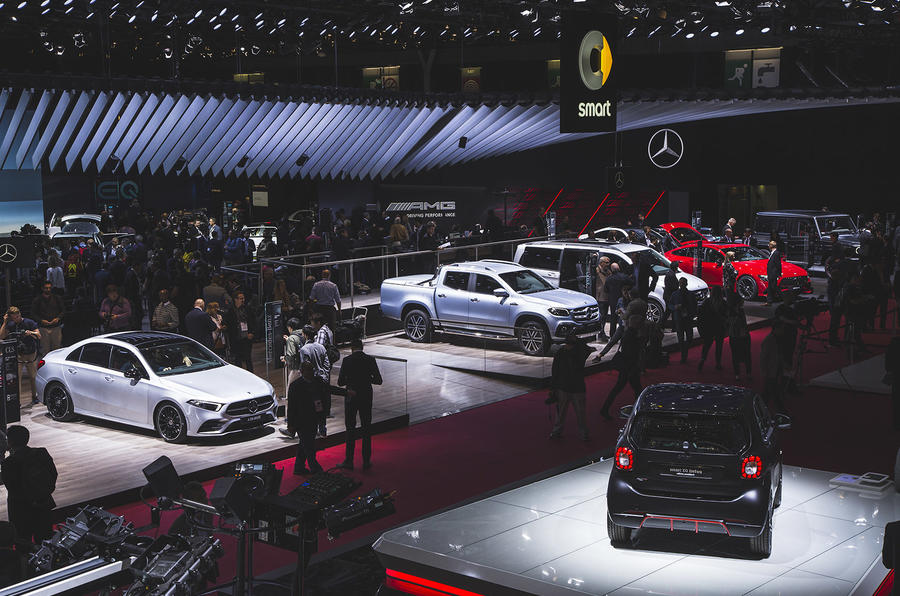 paris motor show 2018 full report autocar. Black Bedroom Furniture Sets. Home Design Ideas