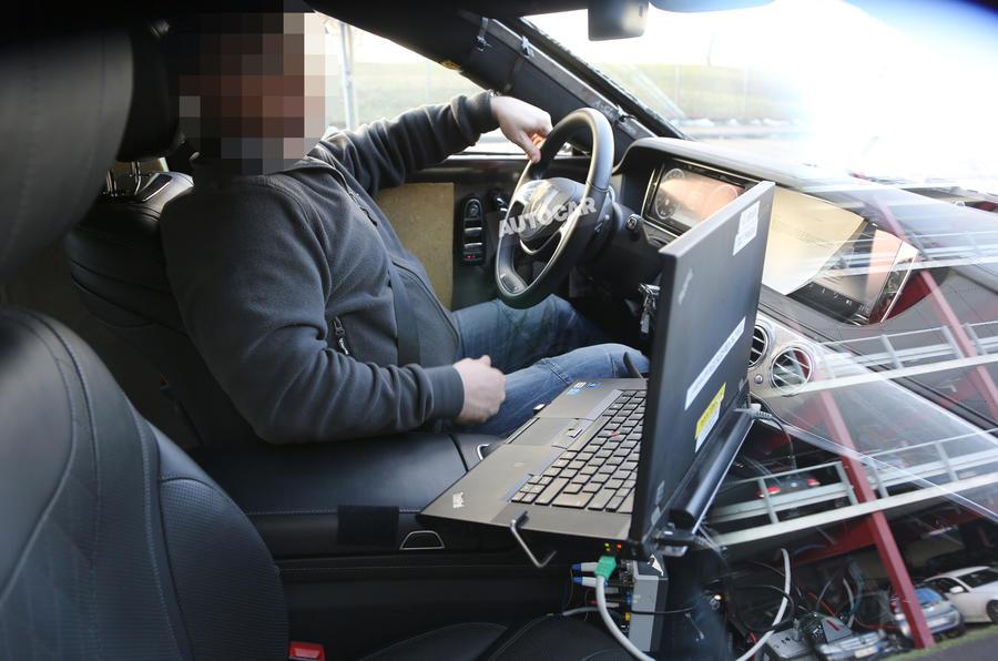 Car Key Maker >> Mercedes-Maybach S-Class Pullman revealed | Autocar