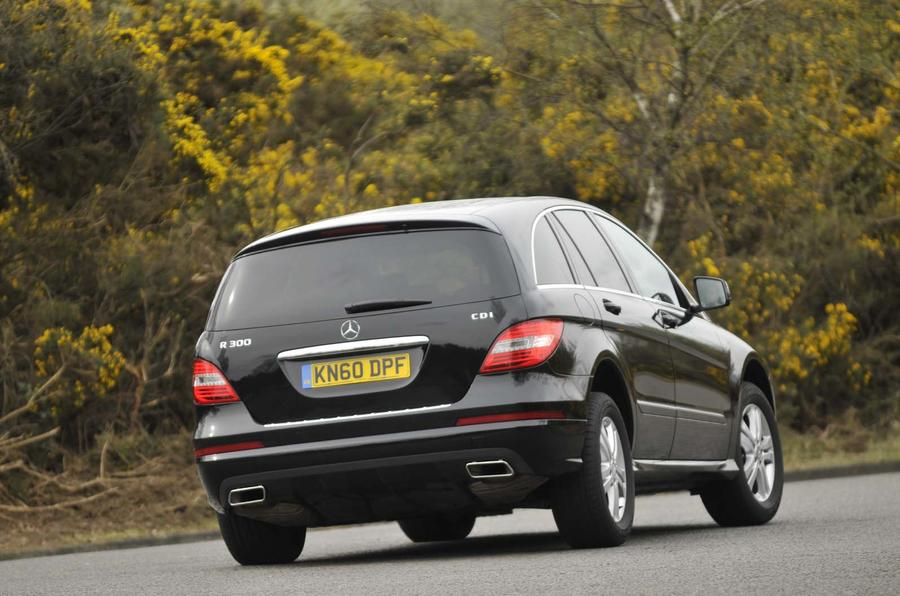 Used car buying guide: Mercedes-Benz R-Class | Autocar