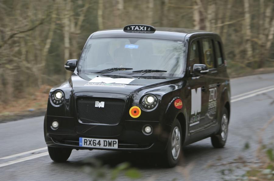 Leaf Battery Pack >> London's electric cab goes live | Autocar