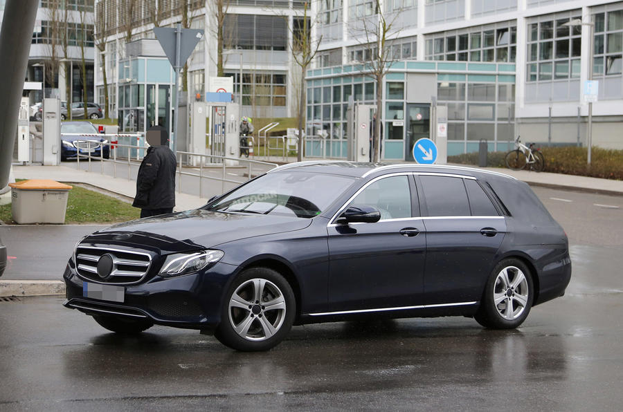 2016 Mercedes Benz E Class Estate To Be Revealed In Summer