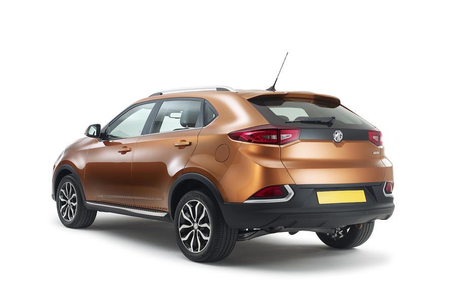 £19,495 MG GS 1.5 TGI Exclusive