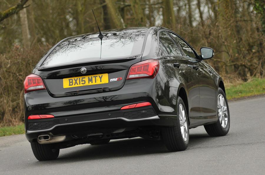 2015 MG Motor MG 6 TS UK review | Autocar