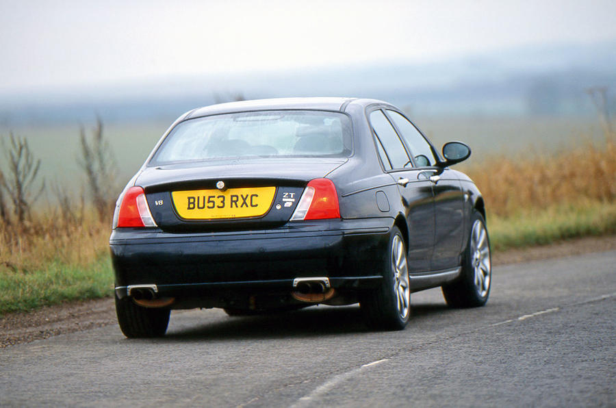 Used buying guide: MG ZT