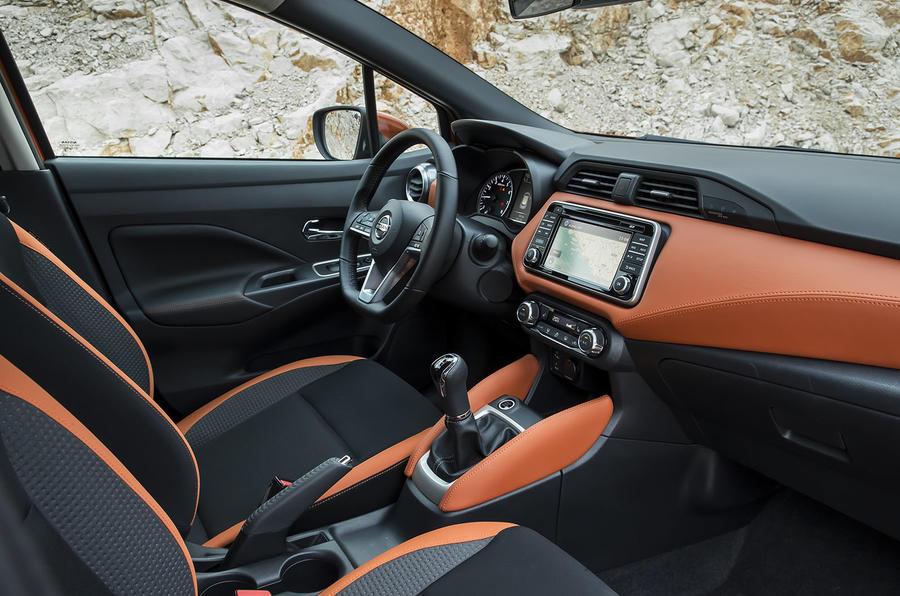 Nissan Micra Tekna IG-T