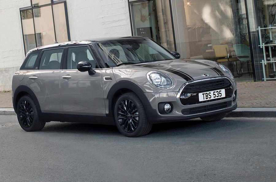 Mini Clubman Cooper Black Pack Review Autocar