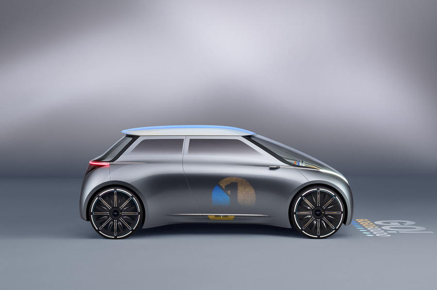 Mini Vision Next 100 Concept Revealed To Celebrate Bmw S