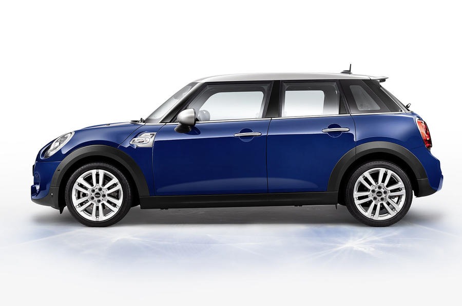 2016 Mini Seven To Make World Debut At Goodwood Festival