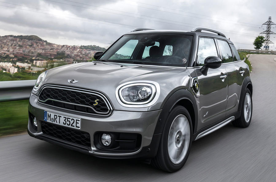 mini countryman s e cooper all4 2017 review autocar. Black Bedroom Furniture Sets. Home Design Ideas