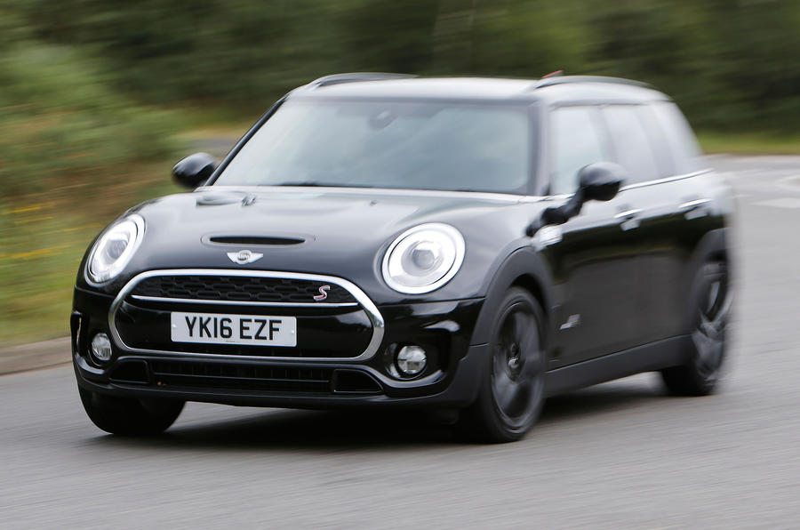 2016 Mini Clubman Cooper S All4 Review Autocar