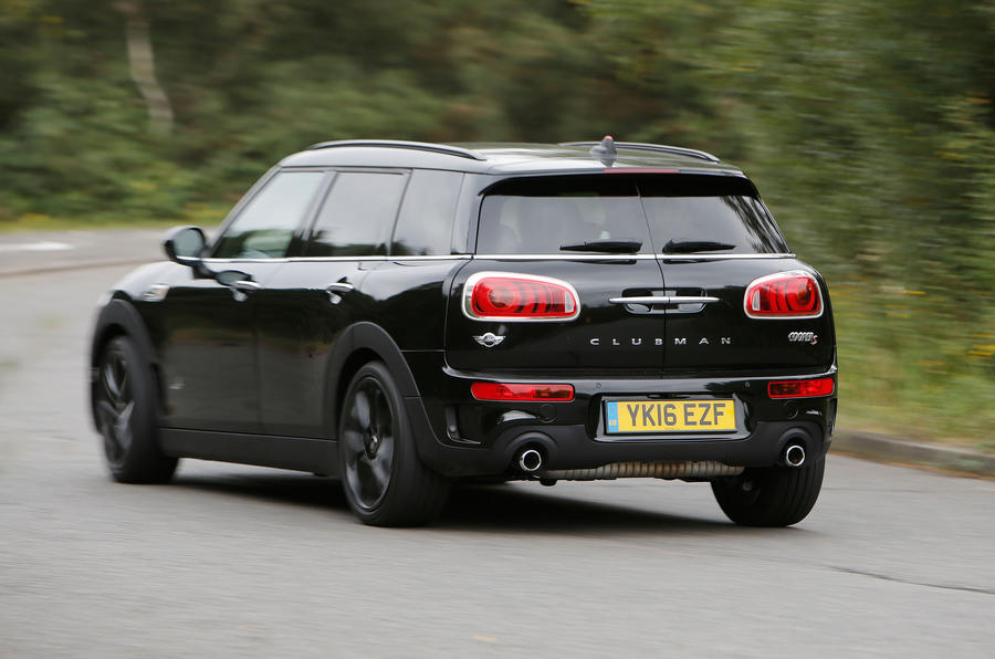2016 mini clubman cooper s all4 review review autocar. Black Bedroom Furniture Sets. Home Design Ideas