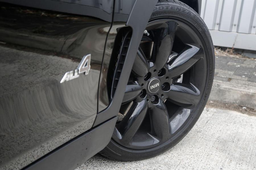 17in Mini Cooper S All4 Clubman alloys