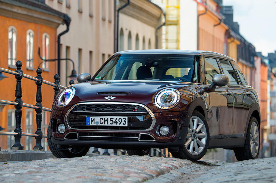 3.5 star Mini Clubman Cooper S