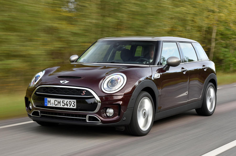 2015 Mini Clubman Cooper S Automatic Review Review Autocar