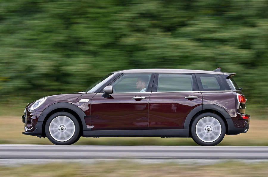 2015 mini clubman cooper s automatic review review autocar. Black Bedroom Furniture Sets. Home Design Ideas