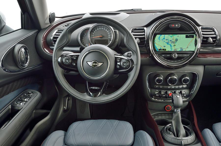 2015 Mini Clubman Cooper S Automatic Review Review Autocar