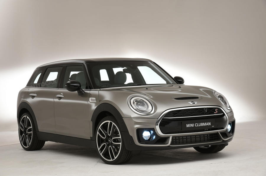 2015 mini clubman new pictures and video autocar. Black Bedroom Furniture Sets. Home Design Ideas