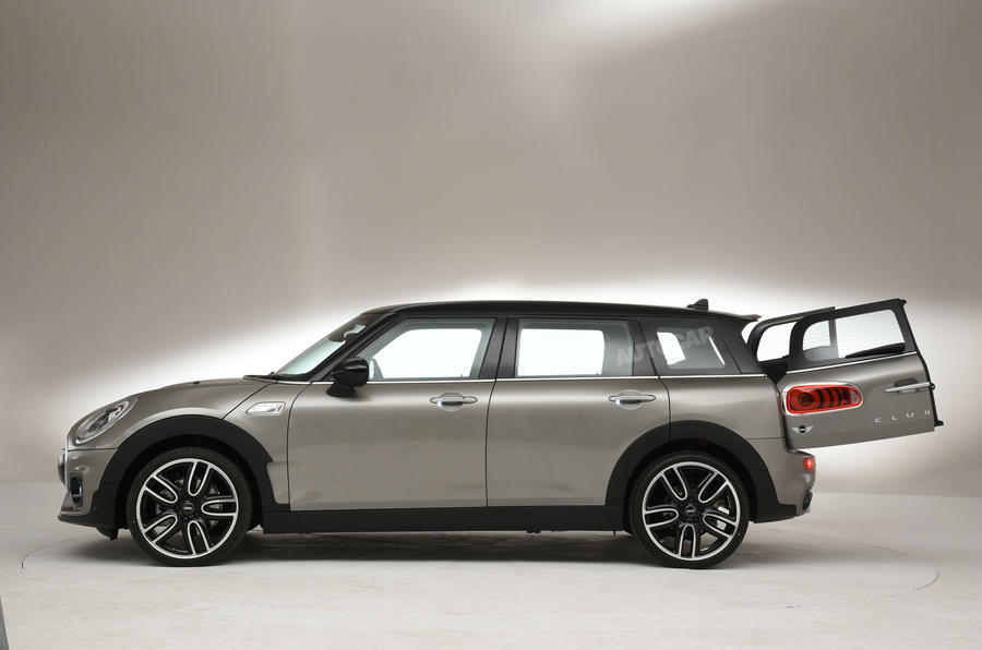 2015 Mini Clubman - new pictures and video | Autocar
