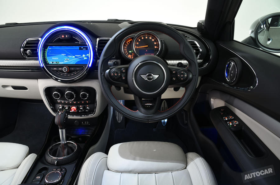 2015 Mini Clubman New Pictures And Video Autocar