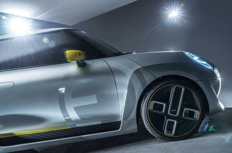 Mini electric concept makes Goodwood Festival of Speed ...