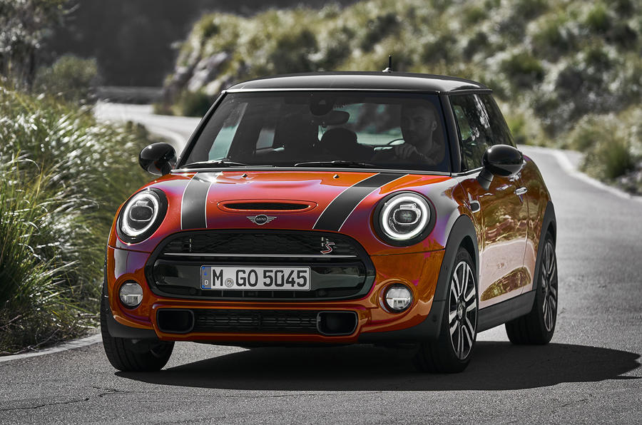 Mini Cooper S 3dr hatch 2018 road tester