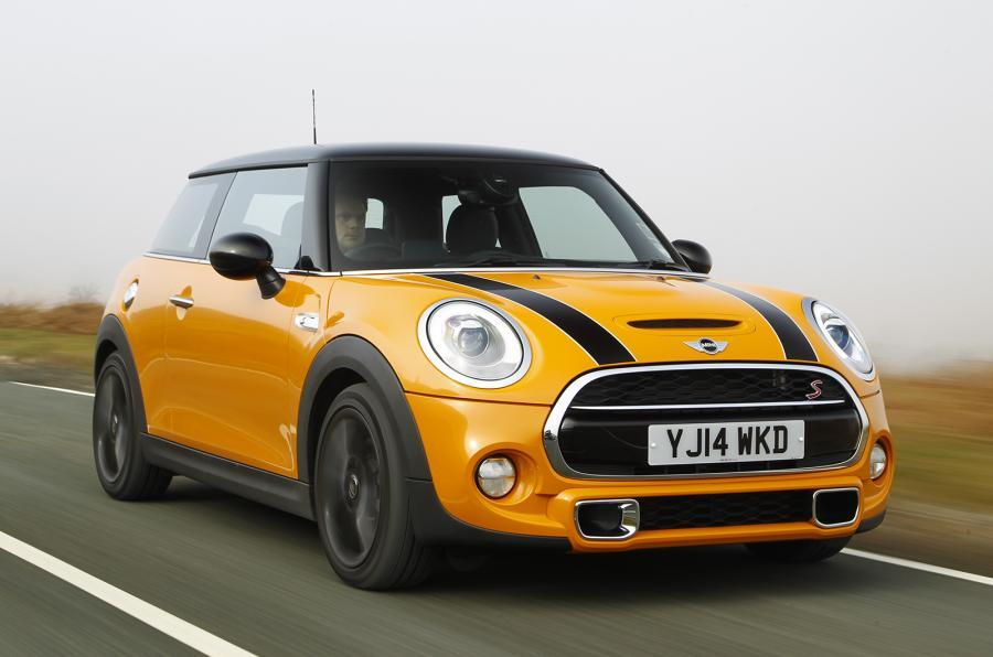 Minis hold their value best, according to UK study