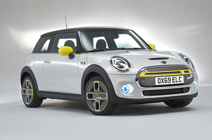 Electric Mini Cooper >> New Mini Electric revealed as affordable Brit-built EV ...