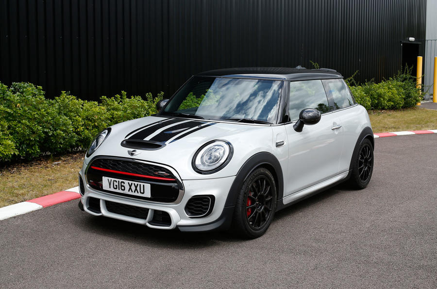 2016 Mini John Cooper Works Challenge Review Review Autocar